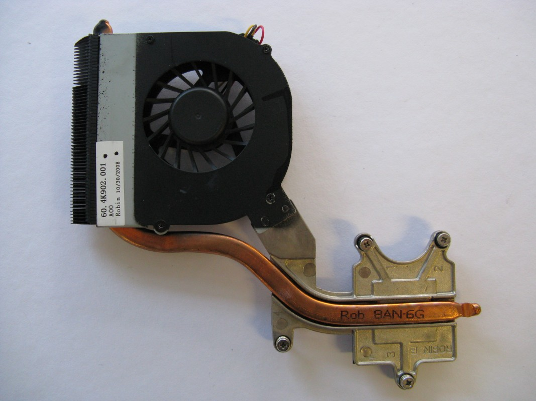 Ventilátor pro Acer Aspire 5535