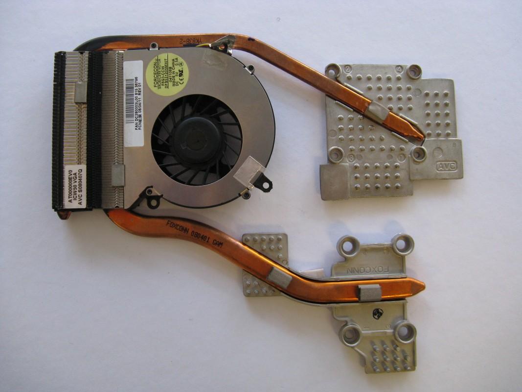Ventilátor pro Acer Aspire 5520