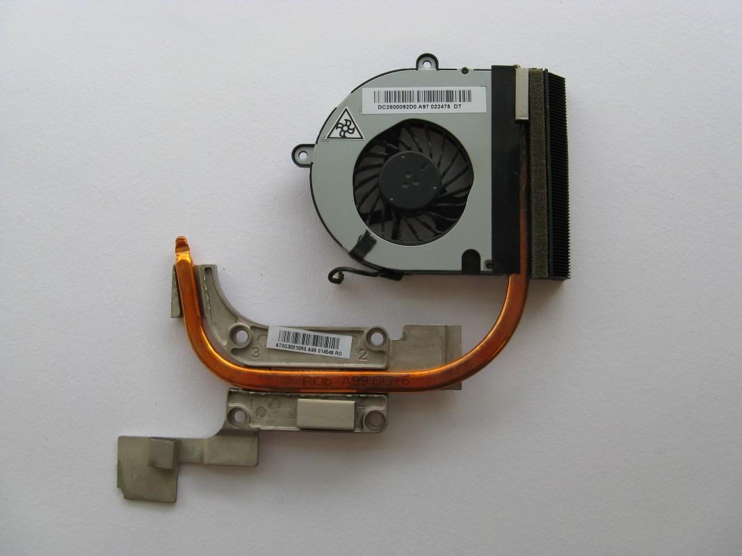 Ventilátor pro eMachines E442
