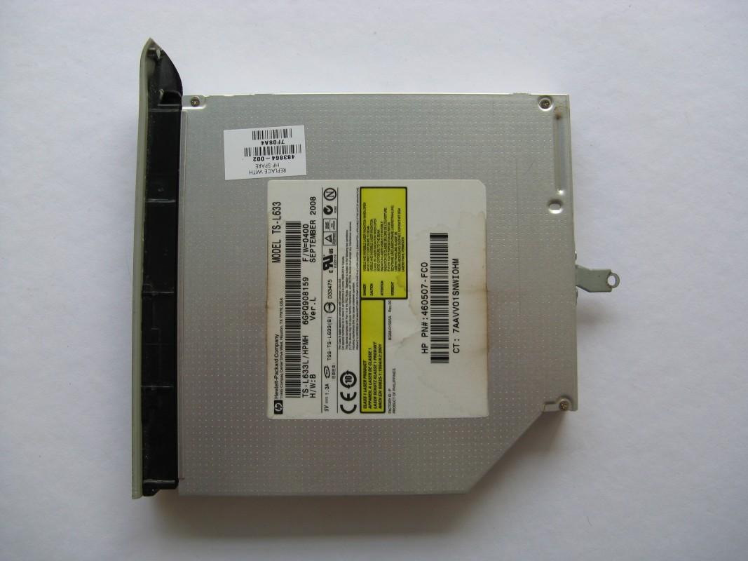 DVD vypalovačka pro HP Pavilion DV5