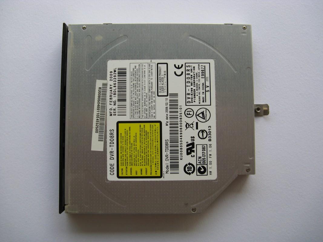 DVD vypalovačka pro Acer Aspire 6530G