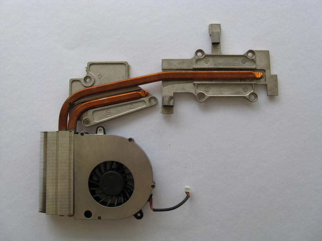 Ventilátor pro Toshiba Satellite L555-11U
