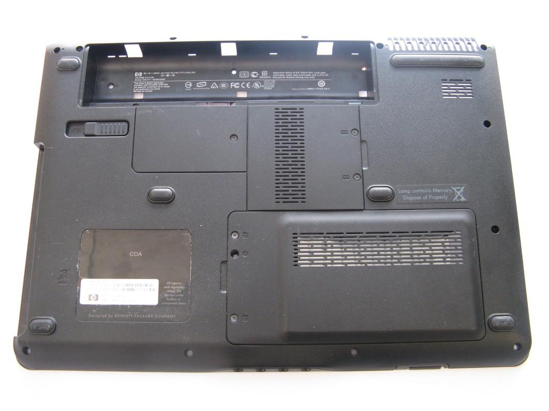 Spodní kryt pro HP Pavilion DV2000