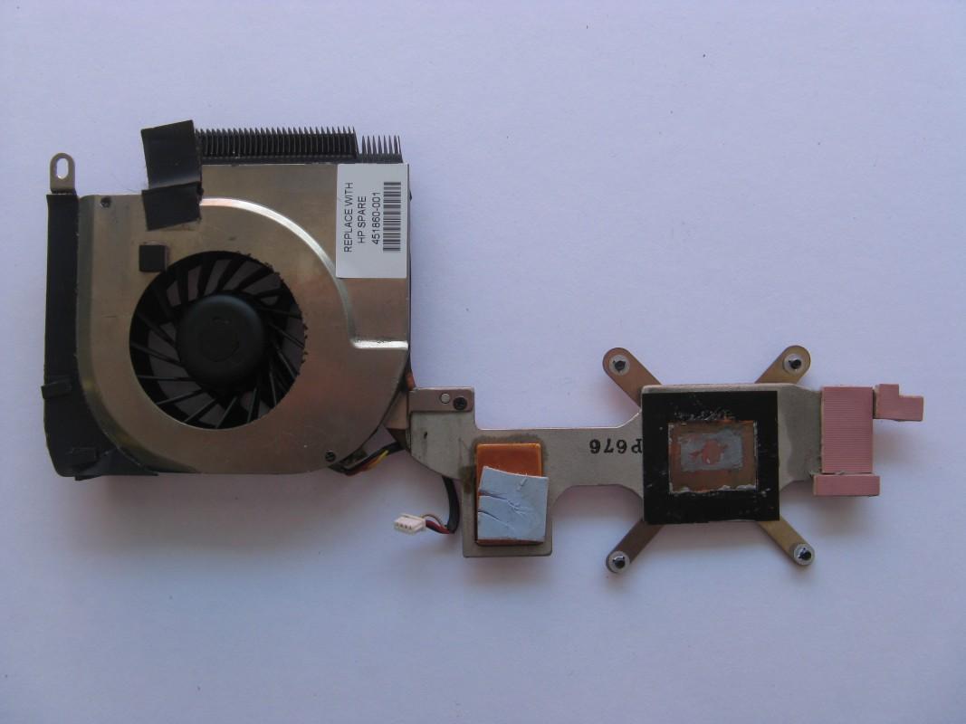 Ventilátor pro HP Pavilion DV6500