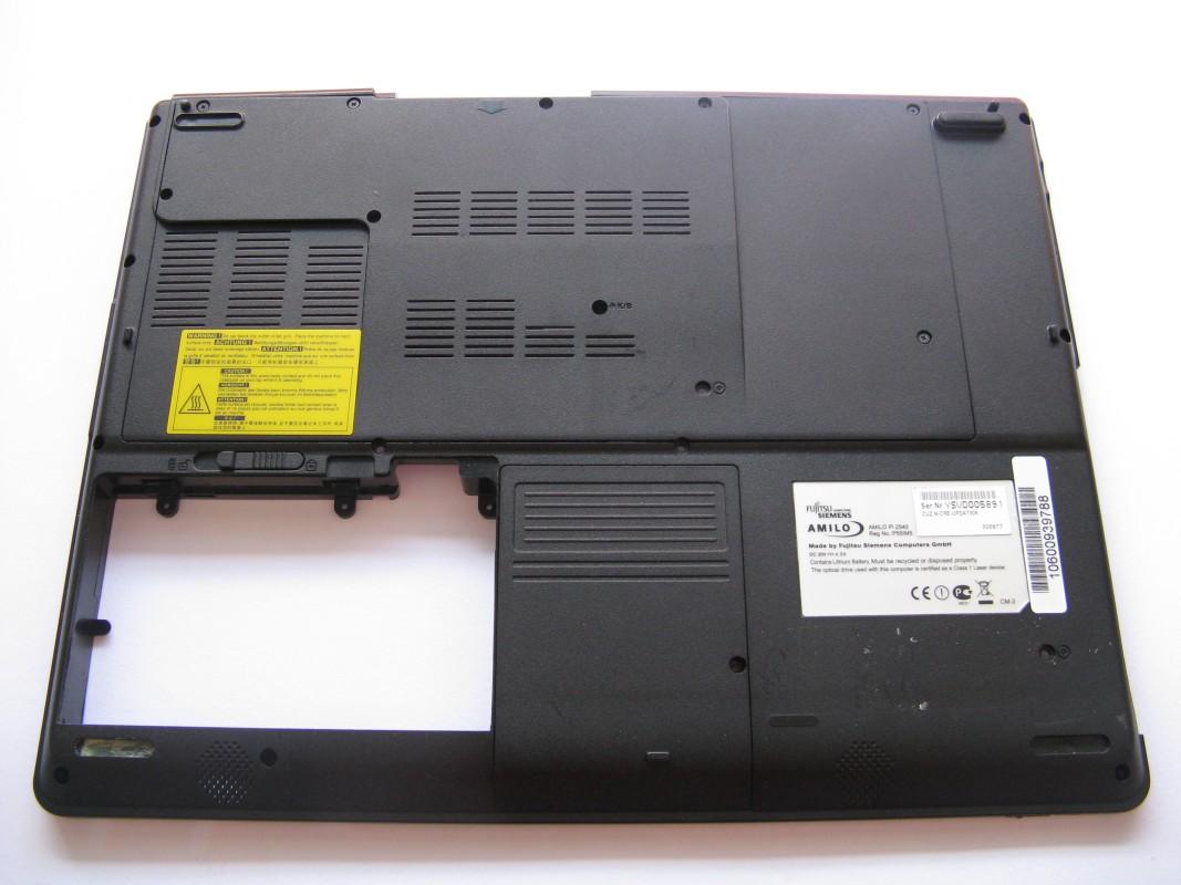 Spodní kryt pro Fujitsu Siemens Amilo PI 2540