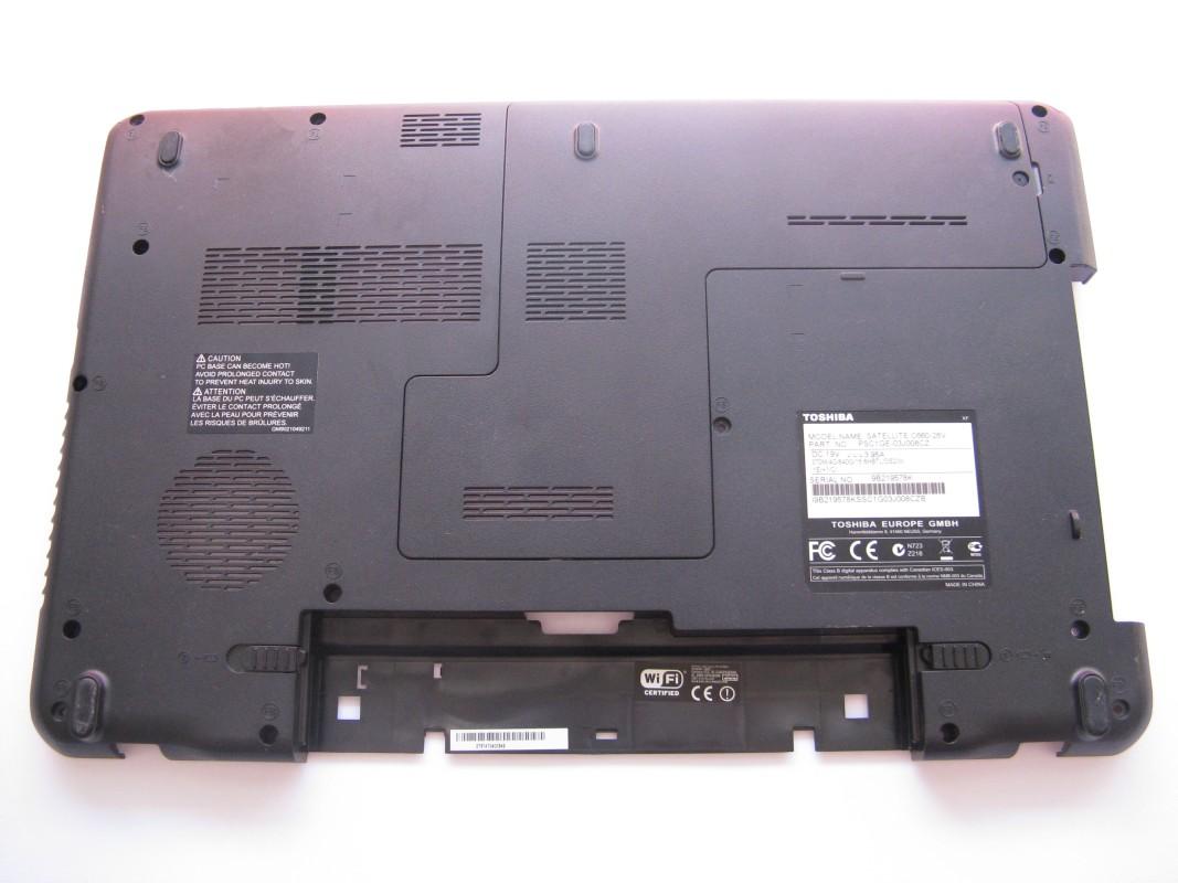 Spodní kryt pro Toshiba Satellite C660-28V