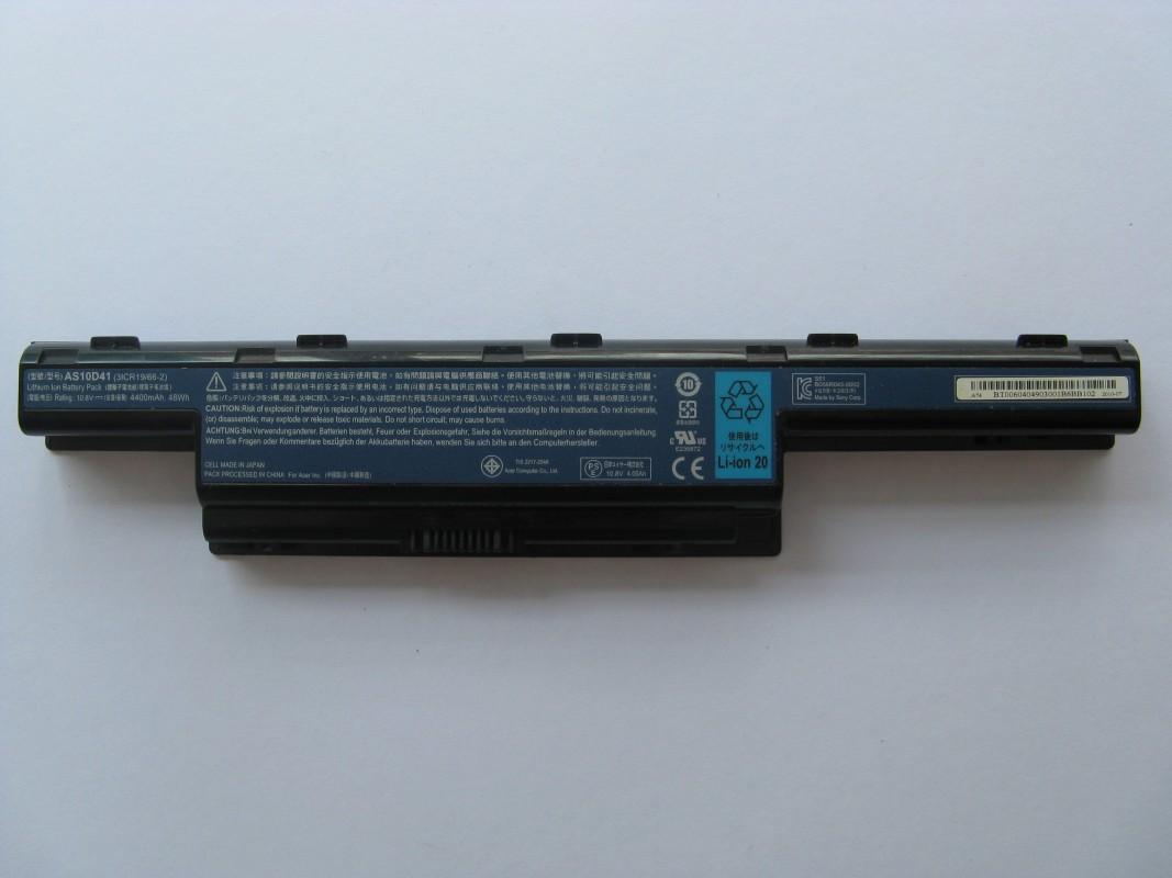 Baterie pro Acer Aspire 5736Z
