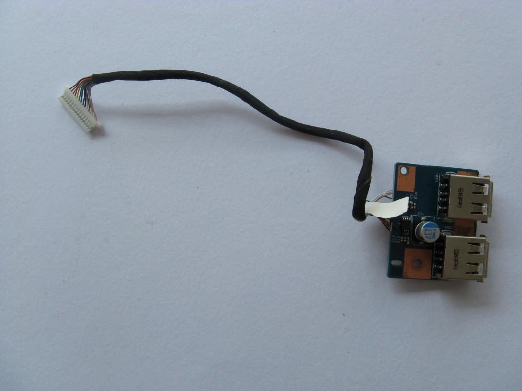 USB konektory pro Acer Aspire 5542