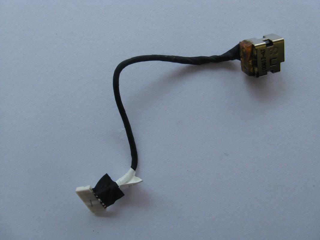 Napájecí konektor pro HP CompaQ Presario CQ56-170SC