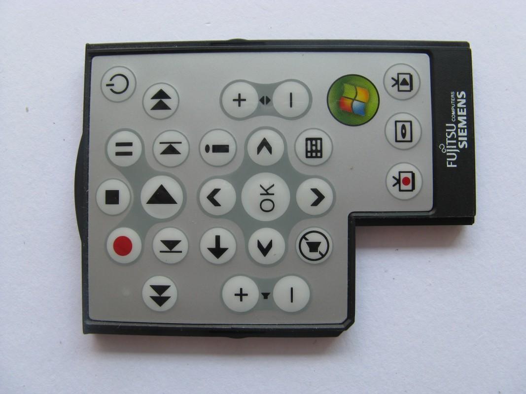 Dálkový ovladač pro Fujitsu Siemens Amilo XA2529