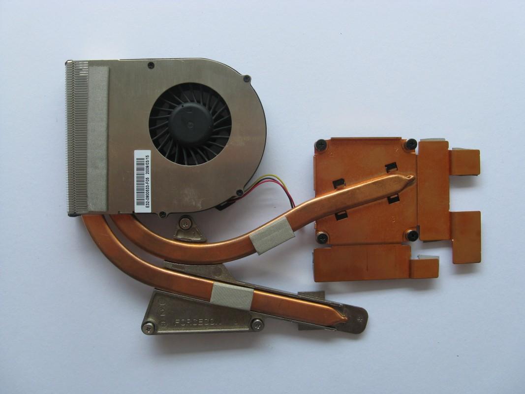 Ventilátor pro MSI GT627