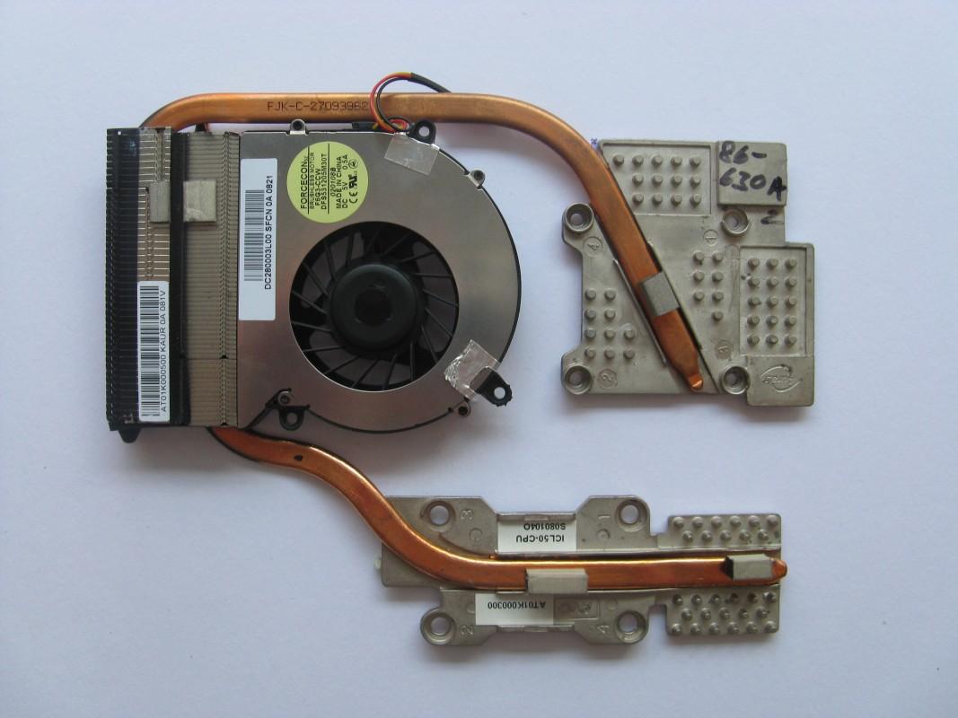 Ventilátor pro Acer Aspire 5720ZG