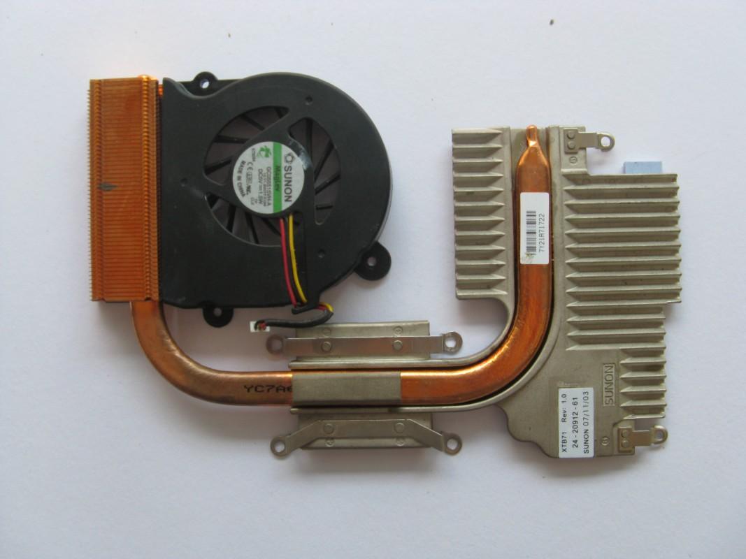 Ventilátor pro Fujitsu Siemens Amilo XA2529