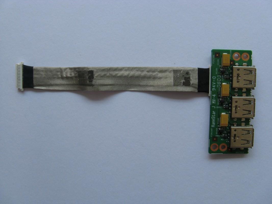 USB konektory pro Fujitsu Siemens Esprimo Mobile V5535