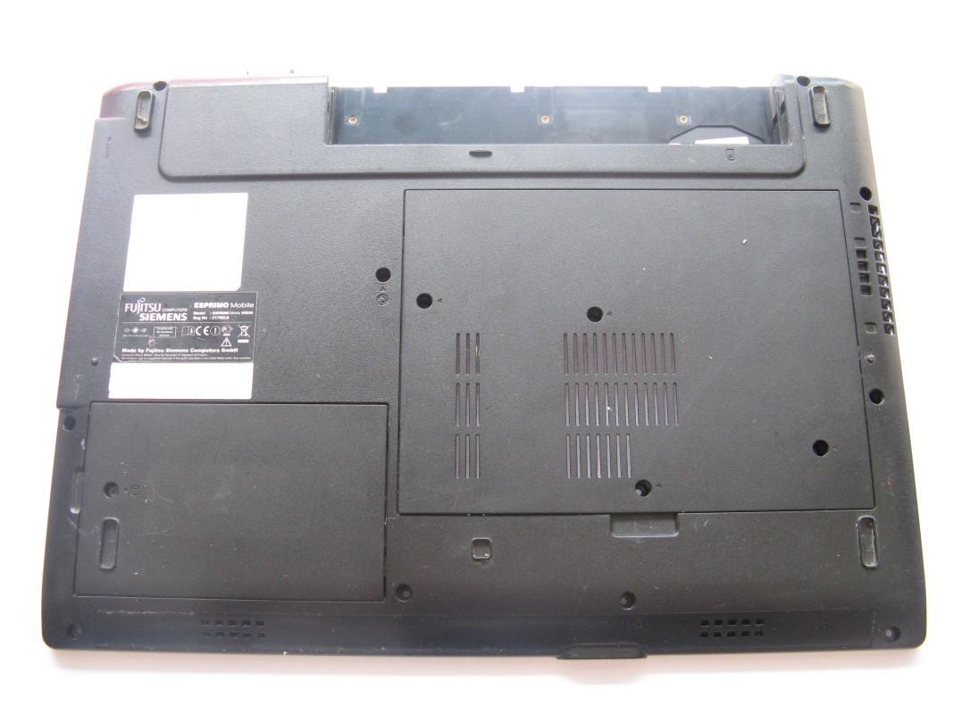 Spodní kryt pro Fujitsu Siemens Esprimo Mobile V5535