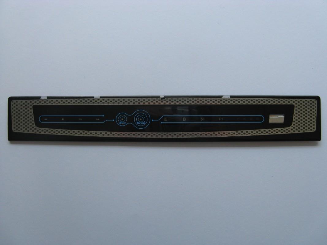 Tlačítková lišta pro MSI GT627