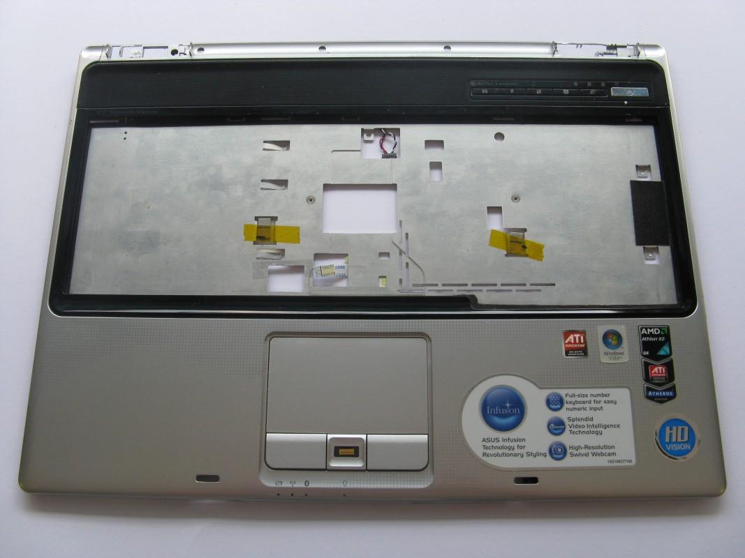 Vrchní kryt pro Asus M51T