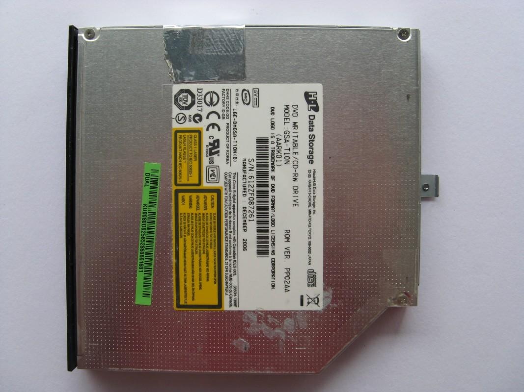 DVD vypalovačka pro Acer Aspire 3100