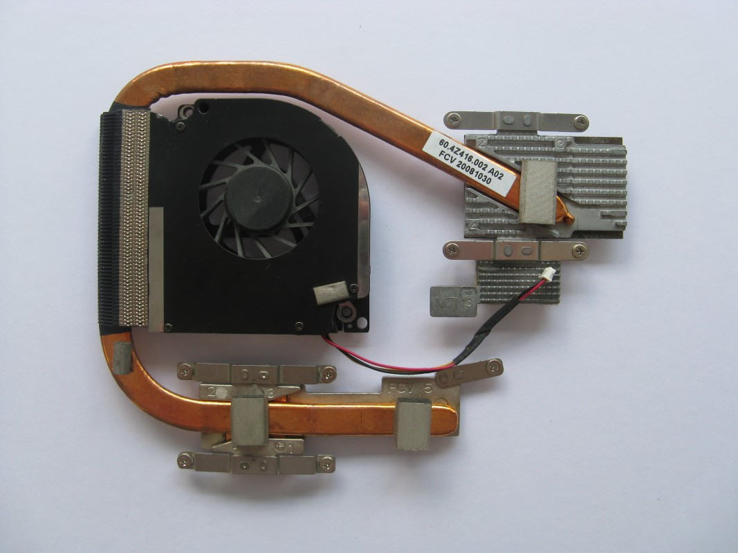 Ventilátor pro Acer TravelMate 5730