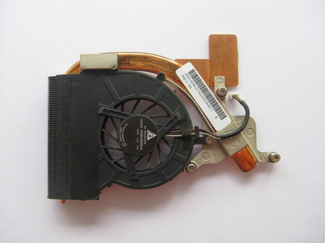 Ventilátor pro Toshiba Portege M800-107
