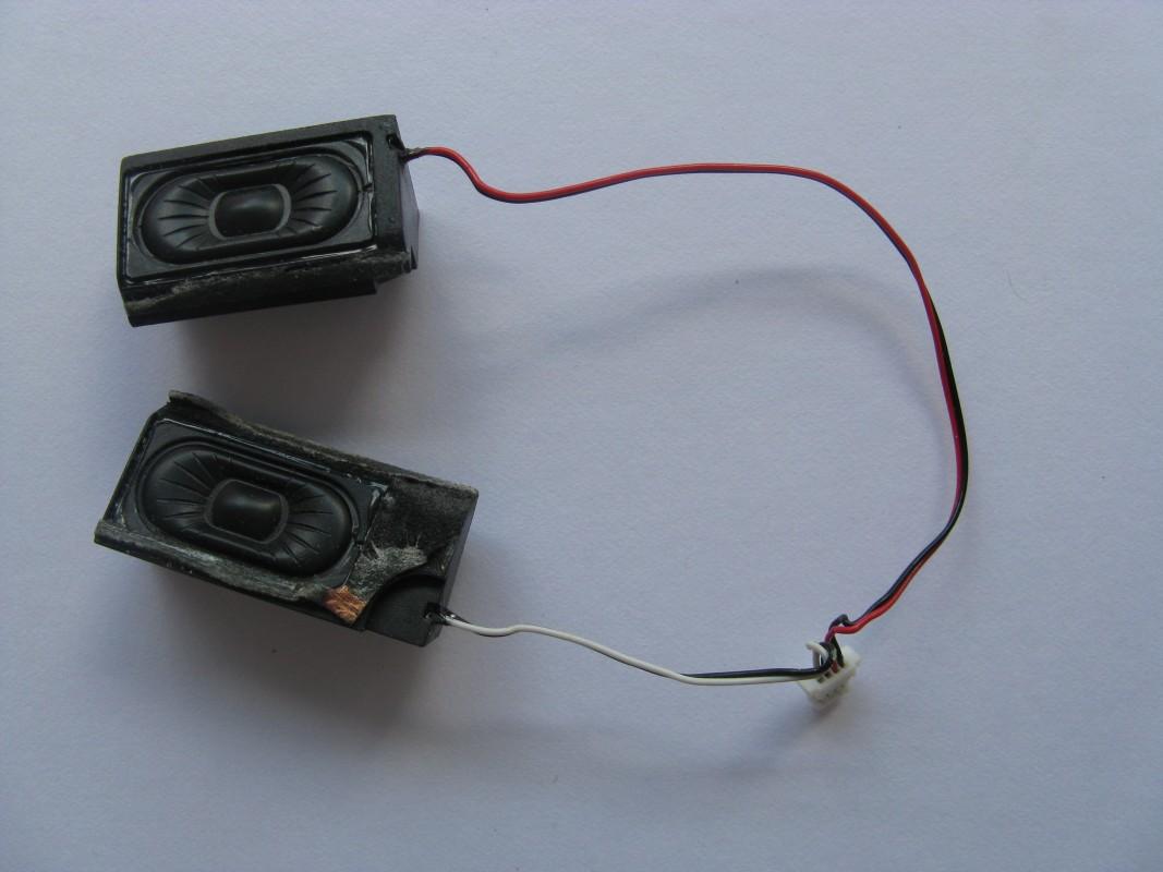 Reproduktory pro Asus Eee PC 901