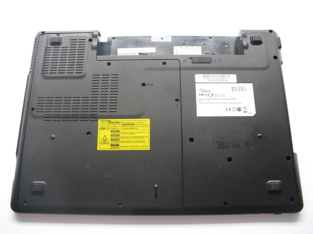 Spodní kryt pro Fujitsu Siemens Amilo Pa2510