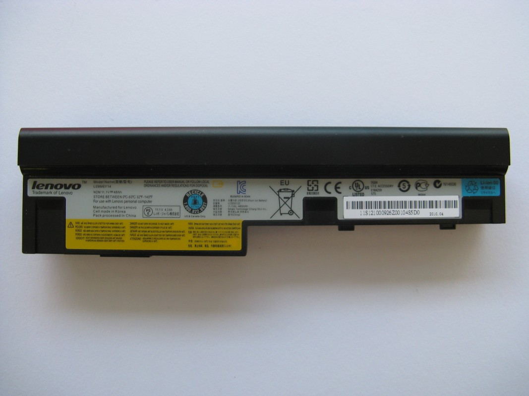 Baterie pro Lenovo IdeaPad U165