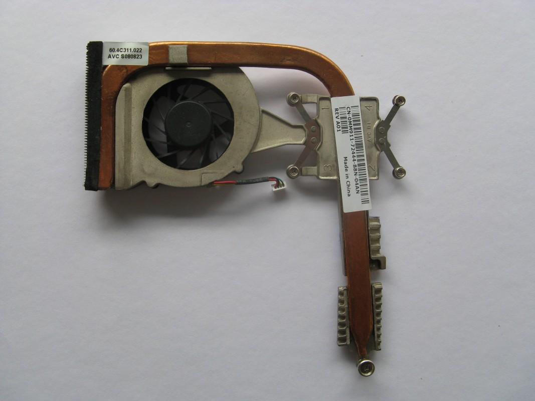 Ventilátor pro DELL XPS M1330 PP25L