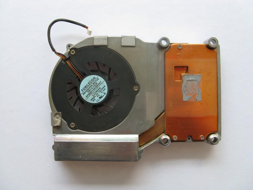 Ventilátor pro Acer Aspire 1363WLMI