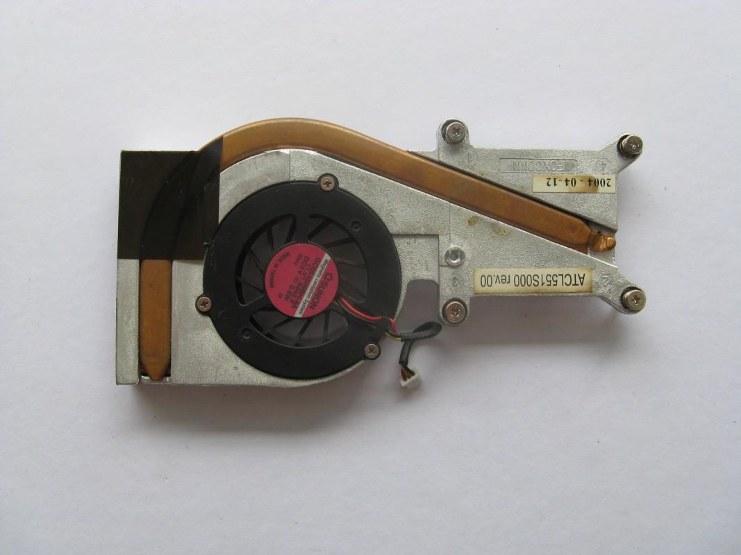 Ventilátor pro Acer TravelMate 292ELCI