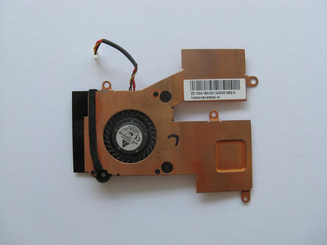 Ventilátor pro Asus Eee PC 1005HAB