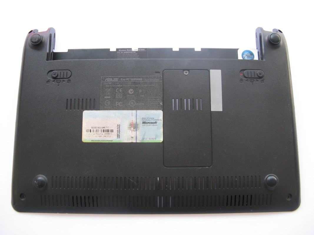 Spodní kryt pro Asus Eee PC 1005HAB