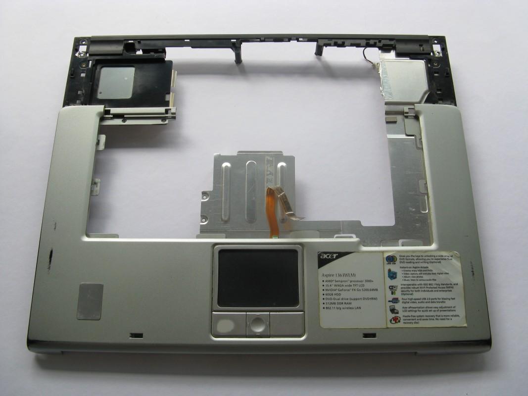 Vrchní kryt pro Acer Aspire 1363WLMI