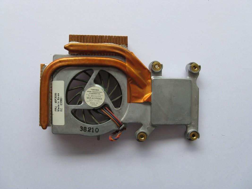 Ventilátor pro IBM ThinkPad R40e