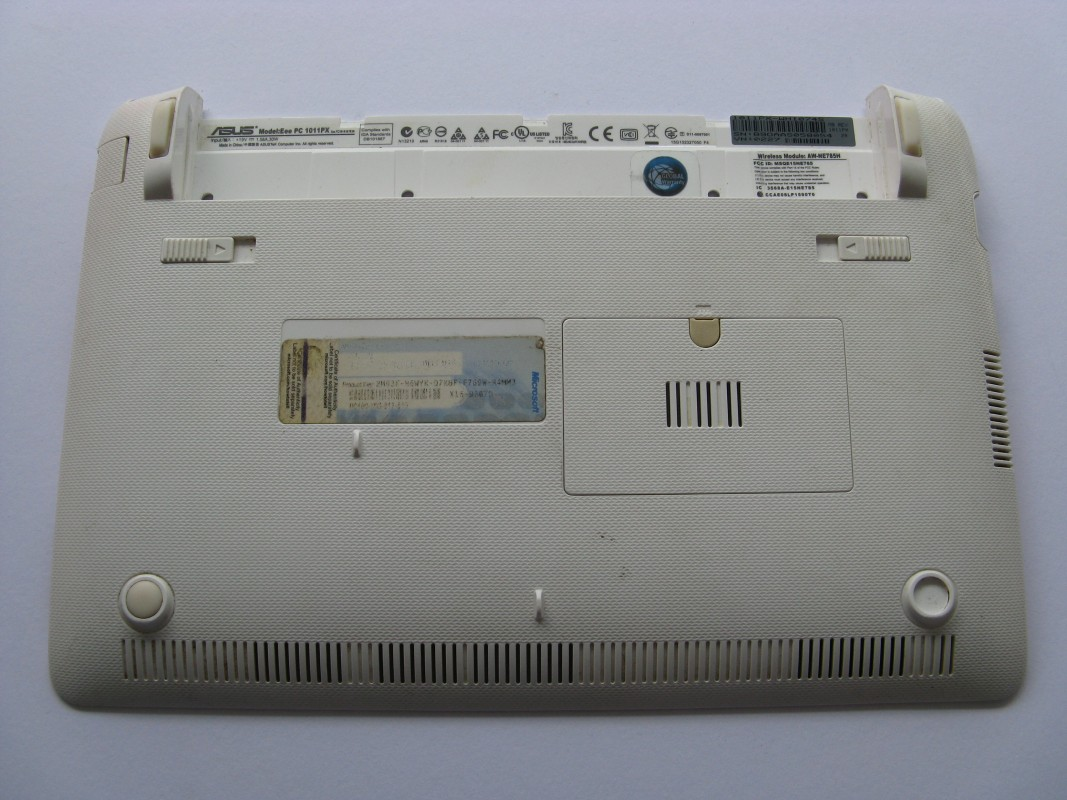Spodní kryt pro Asus Eee PC 1011PX