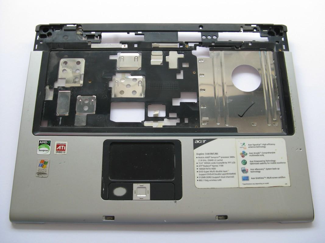 Vrchní kryt pro Acer Aspire 3103WLMI