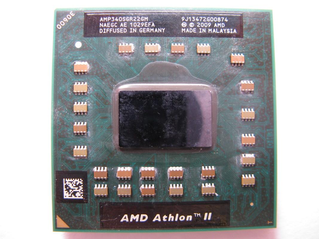 AMD Athlon II P340, 2.2GHz