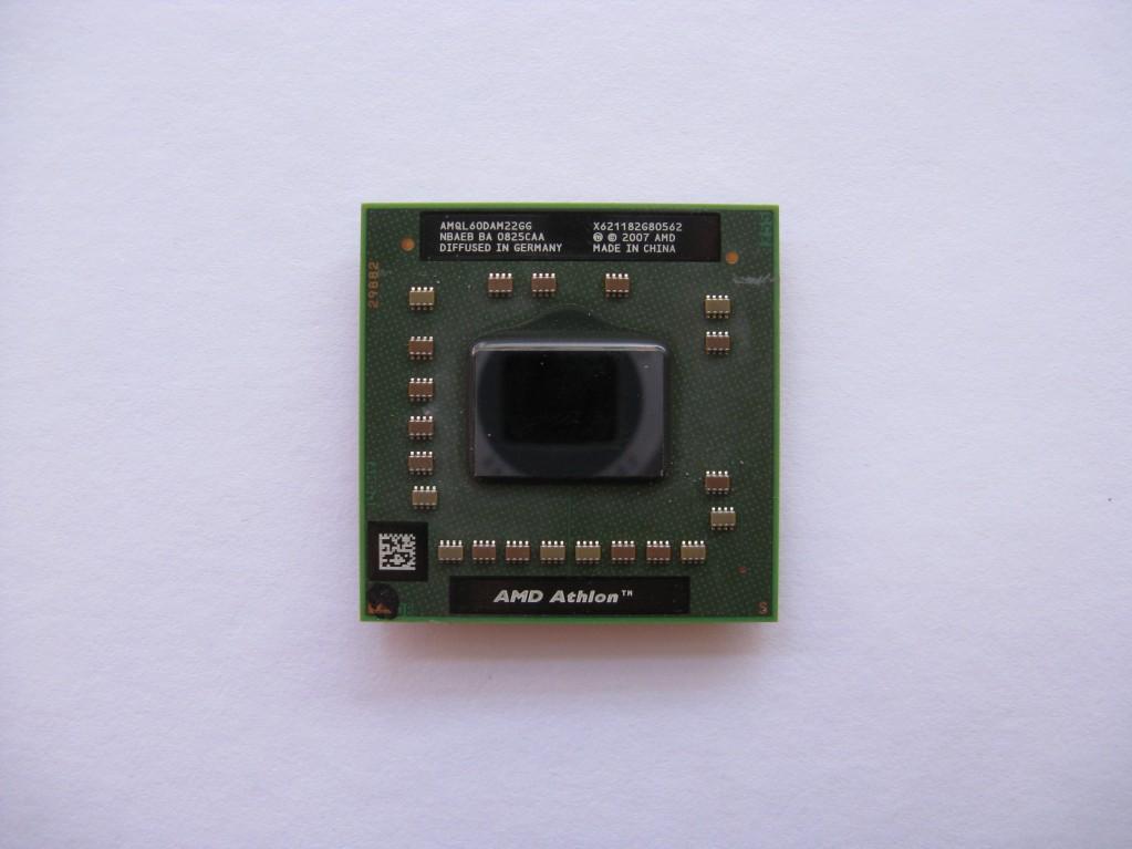 AMD Athlon 64 X2 QL-60, 1.9GHz