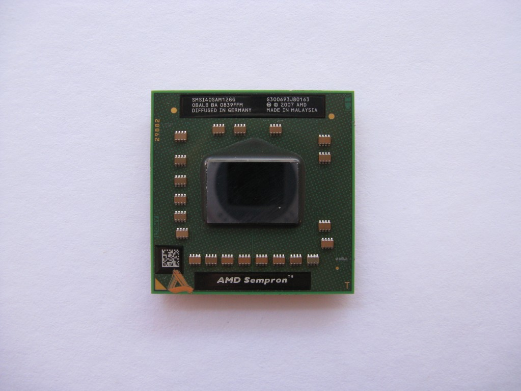 AMD Mobile Sempron SI-40, 2.0GHz
