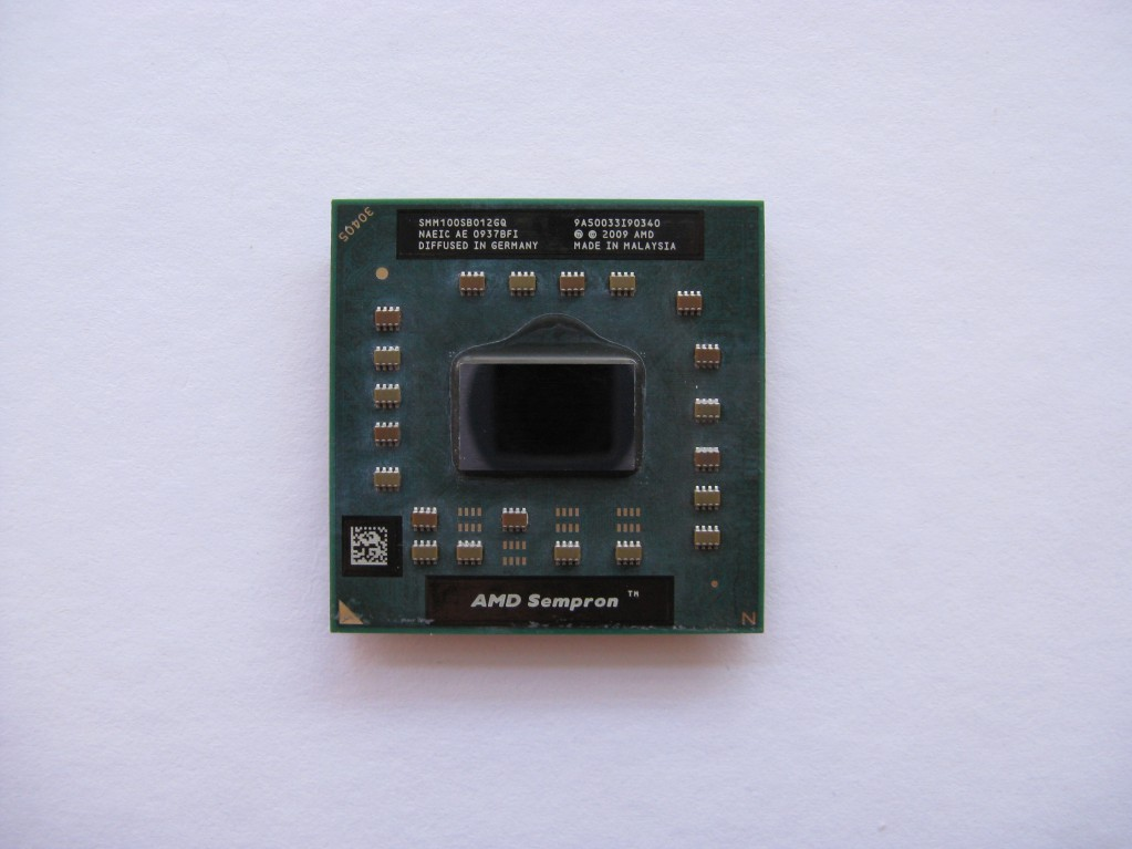 AMD Sempron Mobile M100, 2.0GHz