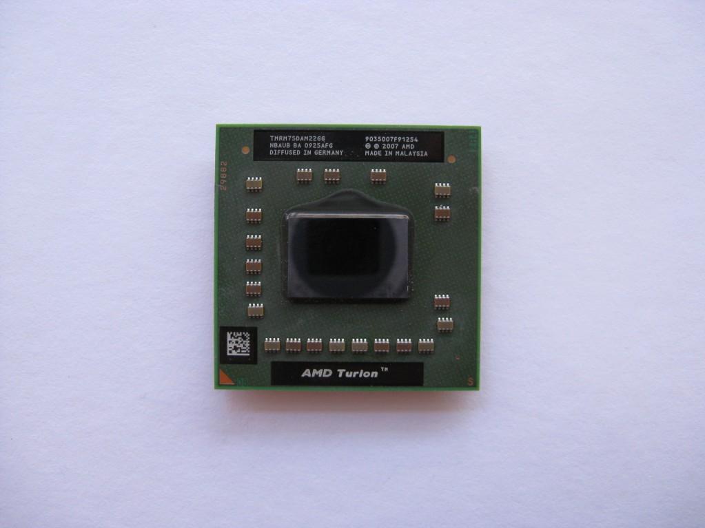 AMD Turion 64 X2 RM-75, 2.2GHz