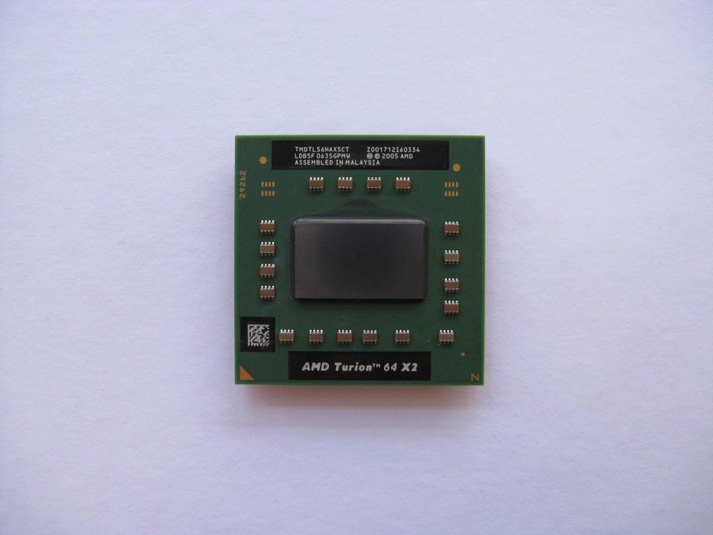AMD Turion 64 X2 TL-56, 1.8GHz