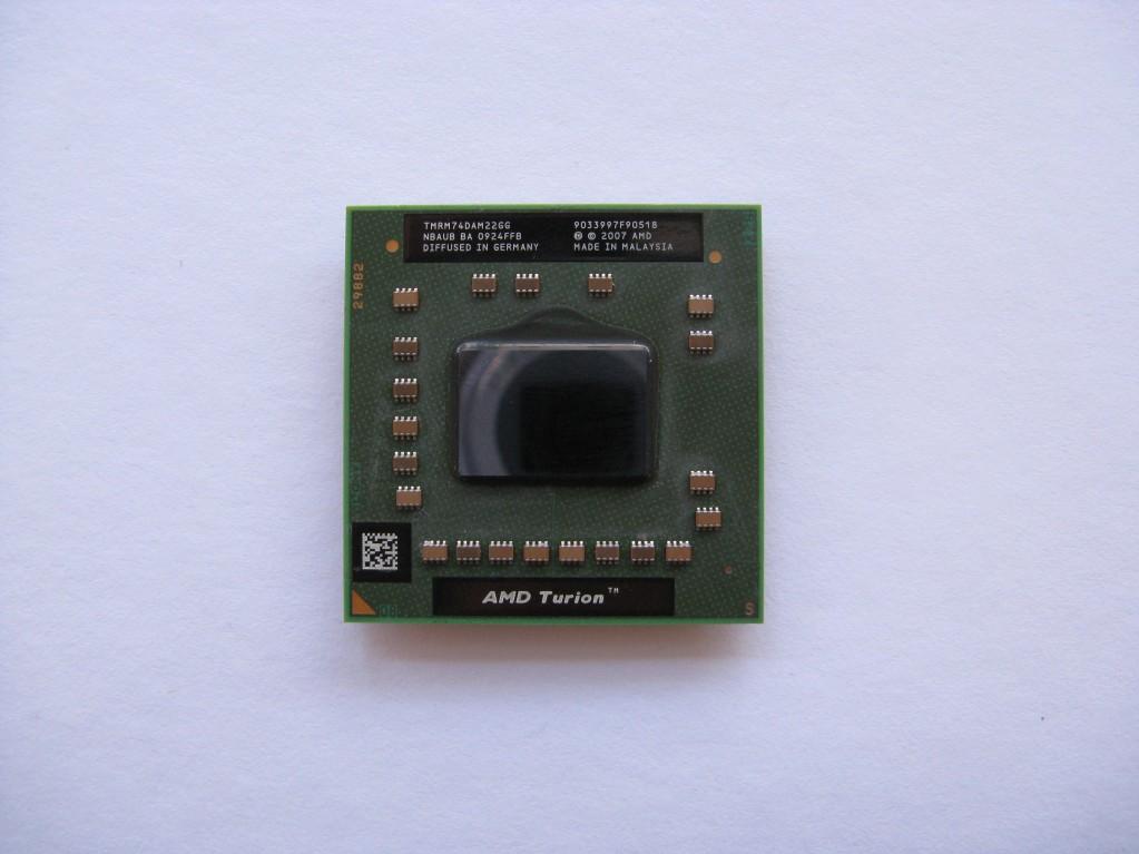 AMD Turion 64 X2 RM-74, 2.2GHz