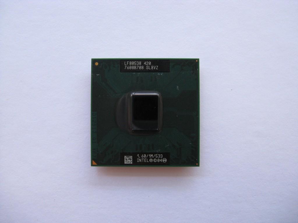 Intel Celeron M 420, 1.6GHz
