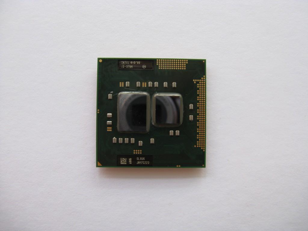 Intel Core i3-370M, 2.4GHz