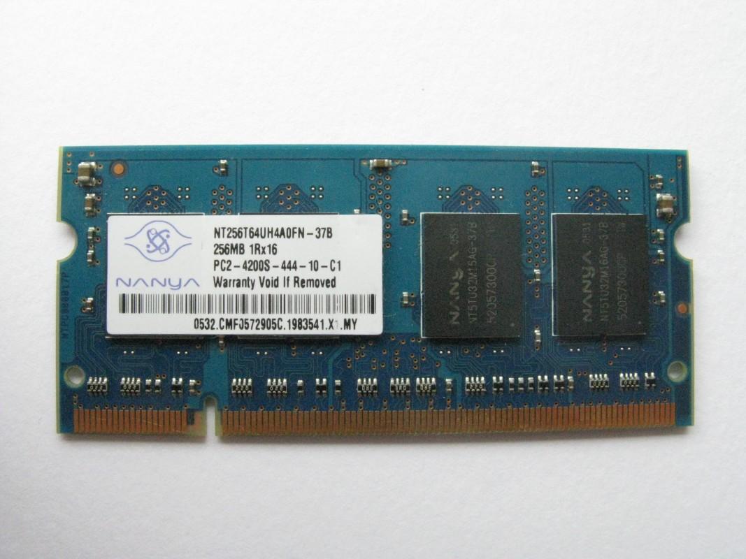 Nanya 256MB DDR2 533MHz