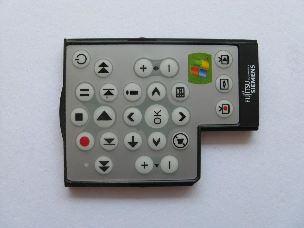 Dálkový ovladač pro Fujitsu Siemens Amilo Xi1526