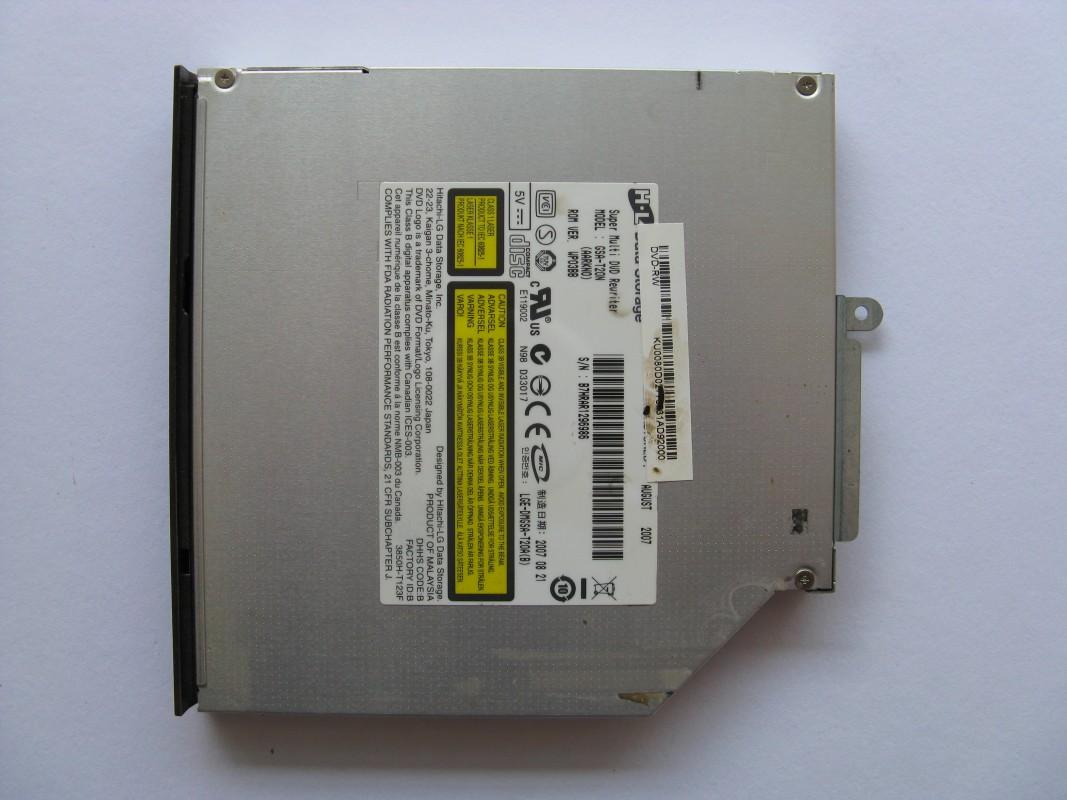 DVD vypalovačka pro Acer TravelMate 7720G