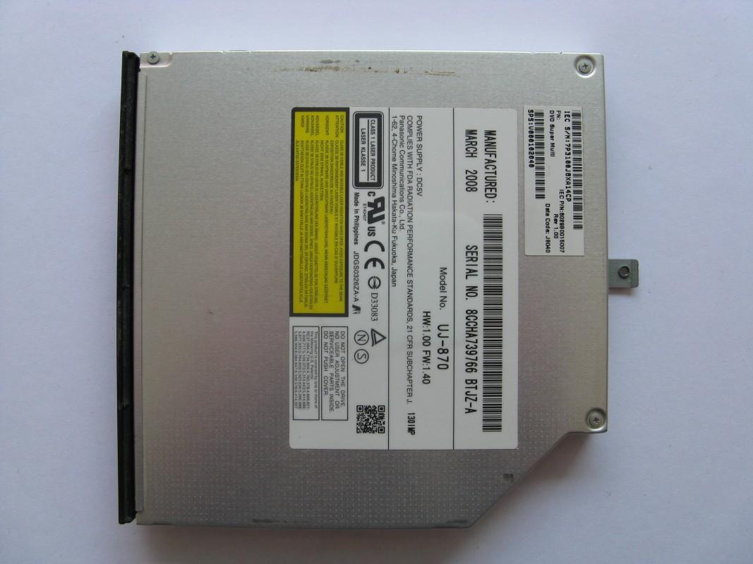 DVD vypalovačka pro Toshiba Satellite L300