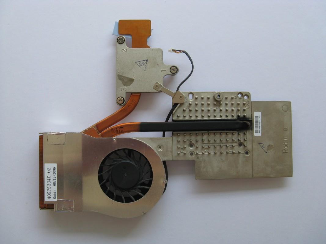 Ventilátor pro Fujitsu Siemens Amilo Pi1556